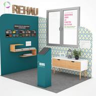 REHAU - Lancement