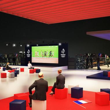 JO Tokyo 2020 - Club France