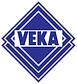 Veka    retail identité visuelle marque logo 3D signalétique enseigne drapeau déploiement  modélisation 3D rendu  illustration 3D perspective rough 3D