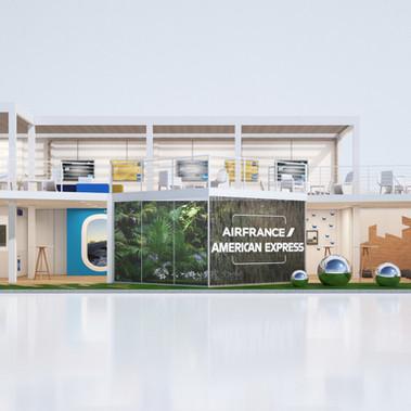 Lollapalooza 2021 - Amex // Air France KLM