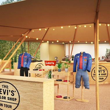 LEVI'S - Tailor Shop