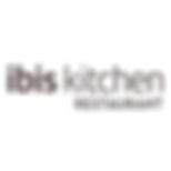Ibis Kitchen Restaurant  retail identité visuelle marque logo 3D signalétique enseigne drapeau déploiement  modélisation 3D rendu  illustration 3D perspective rough 3D