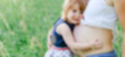 Familienfotografi Stuttgart Babybauchshooting in Stuttgat Babybauchshootin mit Geschwistern