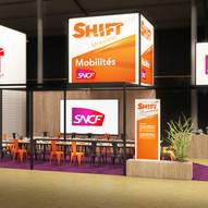 SNCF - Grande Halle De La Villette