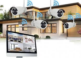 kit-videosurveillance-sans-fil-ecran-enr