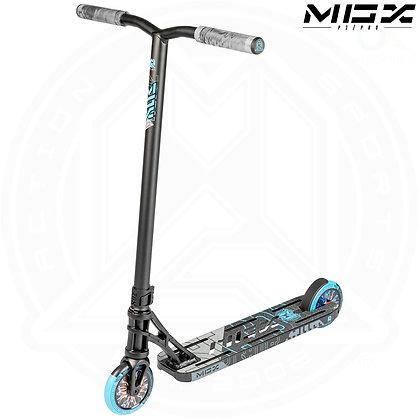 MGP MGX P1 Pro Stunt Scooter - Black/Blue