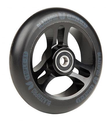 Blazer Pro Triple XT 110mm Wheel - Black/Black