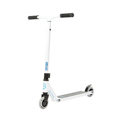 Grit Atom Complete Scooter - White