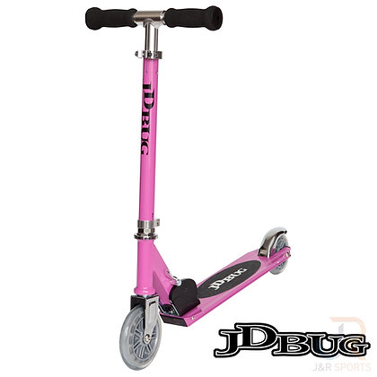 JD Bug Street Jr Street Scooter - Pastel Pink