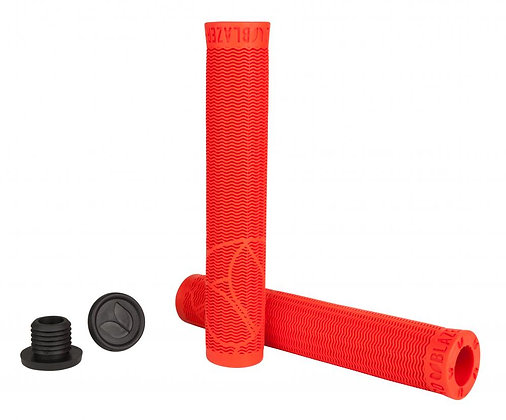 Blazer Pro Calibre Grips 175mm - Red