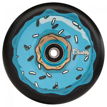 Chubby Dougnut 110mm Wheel Scooter - Oreo Blue