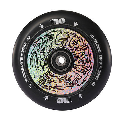 Blunt Envy Hologram HollowCore Wheel 110mm - Hand