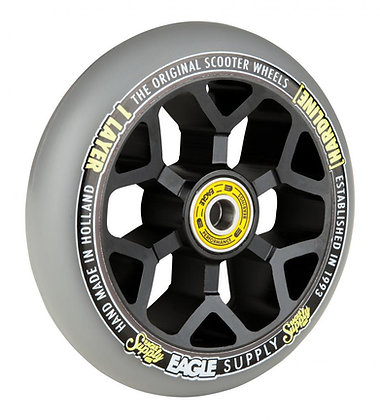 Eagle Supply Wheel 110mm H/Line 1/L 6M Sewercaps - Black/Grey