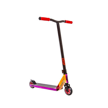 Crisp Switch Scooter - Chrome Purple/Orange/Red/Black