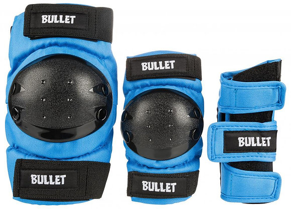 Bullet Triple Padset Junior - Blue