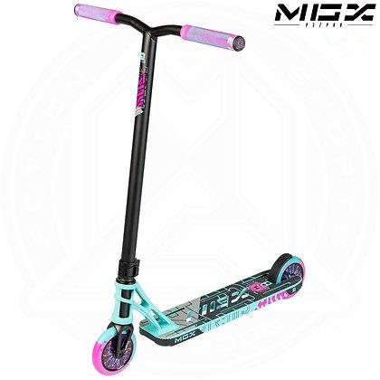MGP MGX P1 Pro Stunt Scooter - Teal/Pink