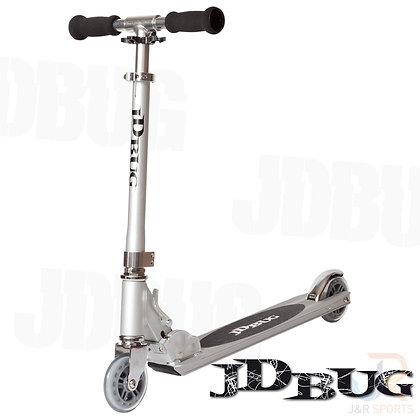JD Bug Original Street Series Scooter - Silver
