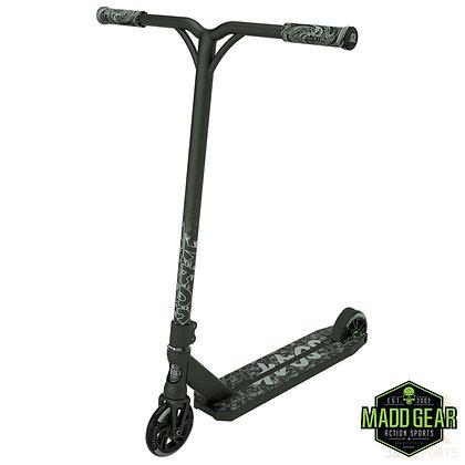 Madd Gear kick kaos V2 Stunt Scooter - Black/Silver
