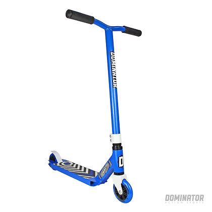 Dominator Scout Stunt Scooter - Blue/Blue