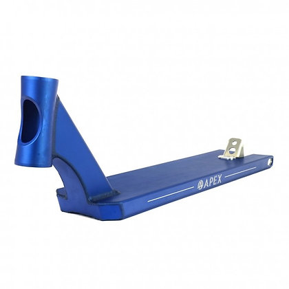 Apex 5'' Wide Scooter Deck 620mm - Blue
