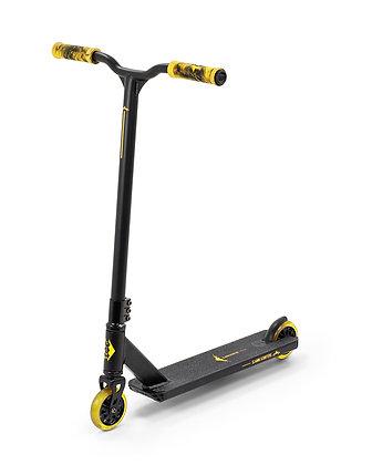 Slamm Classic V8 Stunt Scooter - Black/Yellow