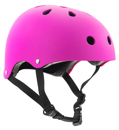 Sfr Essentials Helmet - Matt Purple