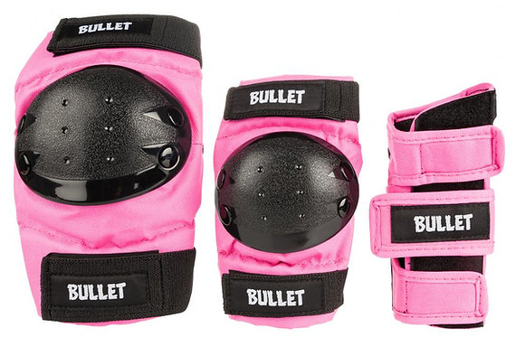 Bullet Triple Padset Junior - Pink