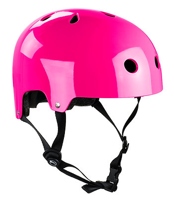 Sfr Essentials Helmet - Gloss Fluo Pink