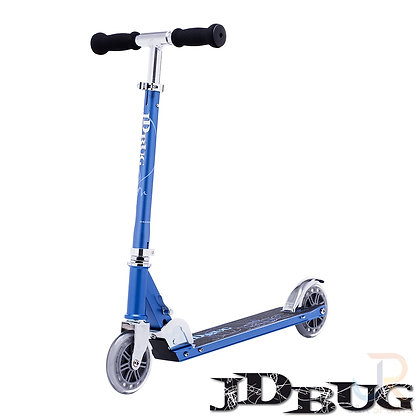 JD Bug Classic Street 120 Scooter - Reflex Blue