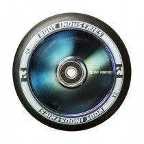 Root Industries Air 120mm Wheels Scooter - Black/Blu Ray