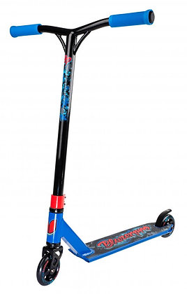 Blazer Pro Distortion 2 Stunt Scooter - Blue/Red