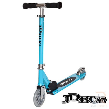 JD Bug Street Jr Street Scooter - Sky Blue
