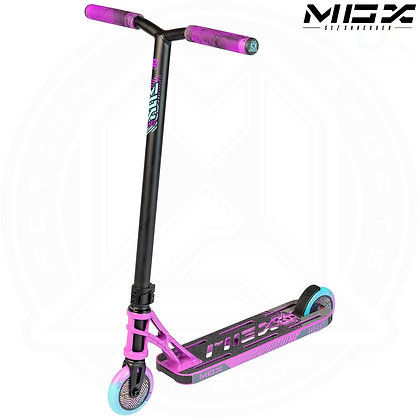MGP MGX S1 Shredder Stunt Scooter - Purple/Black