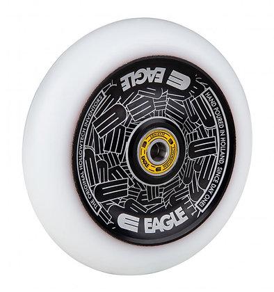 Eagle Supply Standard Hollowtech Wheel 115mm - Black/White