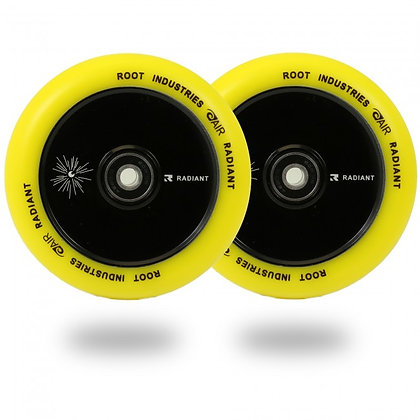 Root Industries Air 120mm Wheels Scooter - Radiant Yellow