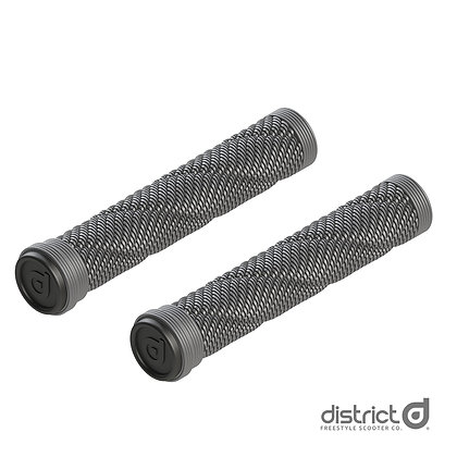 District Rope Grips - Grey