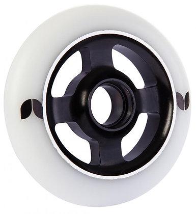 Blazer Pro Wheel 100mm Stormer 4 Spoke Aluminium - White/Black