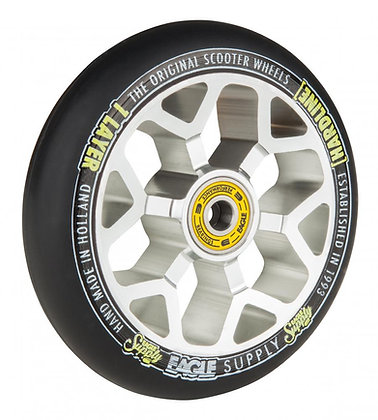 Eagle Supply Wheel 110mm H/Line 1/L 6M Panthers - Silver/Black