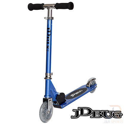 JD Bug Street Jr Street Scooter - Reflex Blue