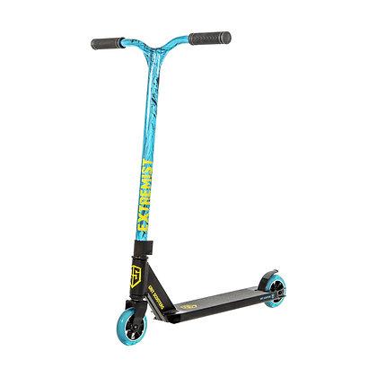 Grit Extremist Stunt Scooter - Vapour Blue/Black