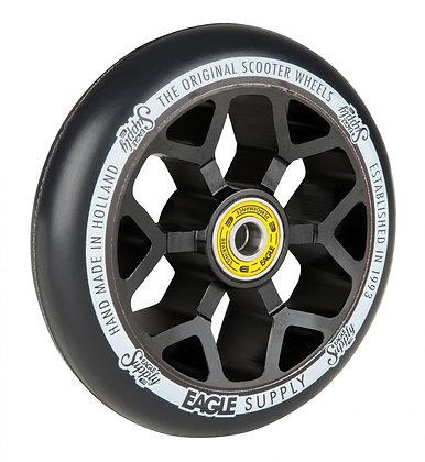 Eagle Supply Wheel 110mm Standard 6M Core - Black/Black