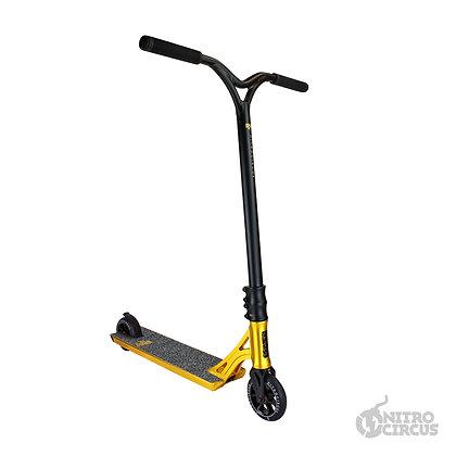 Nitro Circus RW Signature 500 Stunt Scooter - Black/Gold