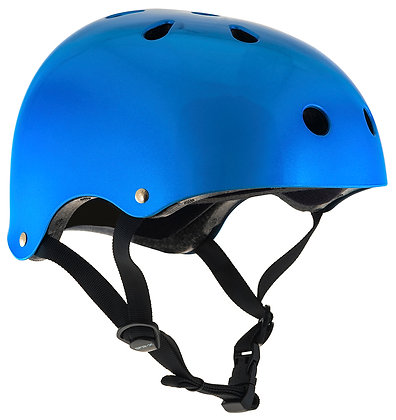 Sfr Essentials Helmet - Gloss Metallic Blue