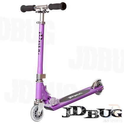 JD Bug Original Street Series Scooter - Matt Purple