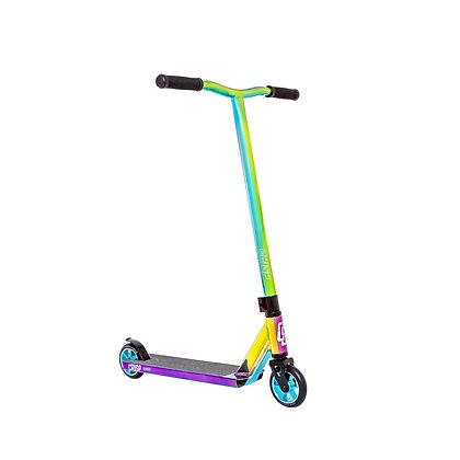 Crisp Surge Stunt Scooter - Colour Chrome/Blue/Green/Purple