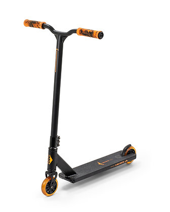 Slamm Classic V8 Stunt Scooter - Black/Orange