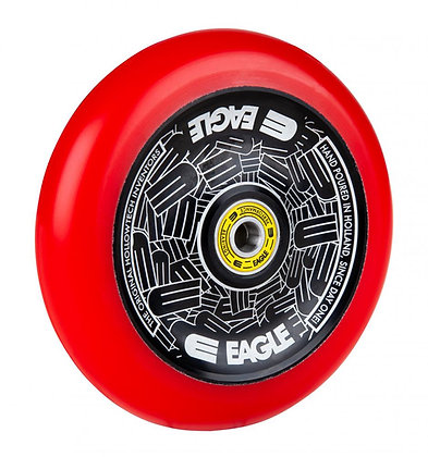 Eagle Supply Standard Hollowtech Wheel 115mm - Black/Red