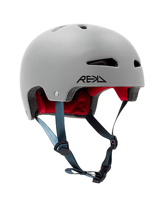 Rekd Ultralite In-Mold Helmet - Grey