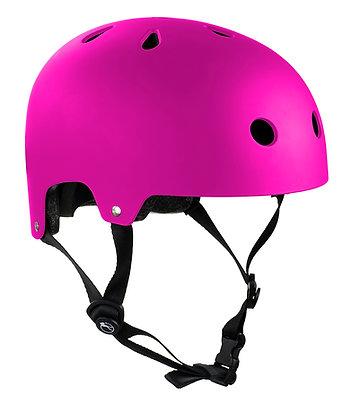 Sfr Essentials Helmet - Matt Fluo Pink