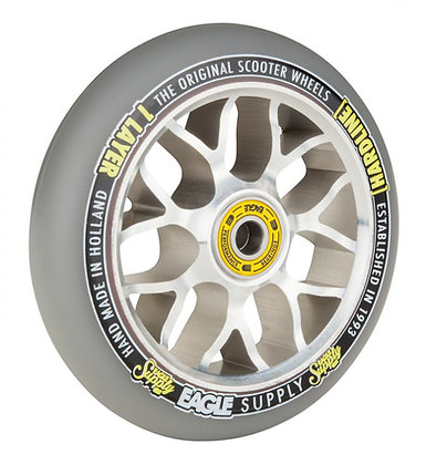 Eagle Supply Wheel 110mm H/Line 1/L X6 Sewercaps - Silver/Grey